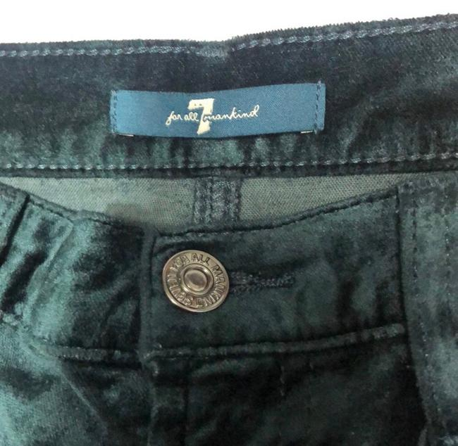 7 For All Mankind Skinny Jeans-Coated Image 2