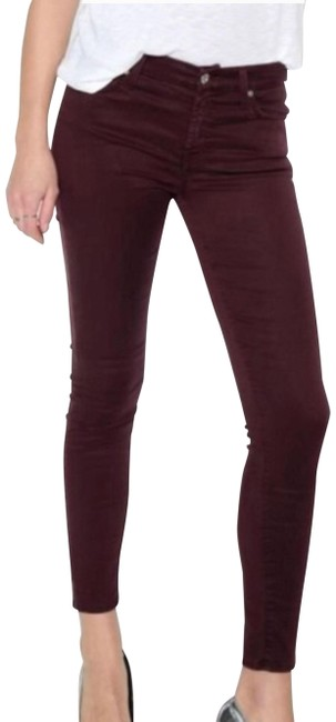 Preload https://img-static.tradesy.com/item/25973955/7-for-all-mankind-brown-the-slim-cigarette-suede-women-s-skinny-jeans-size-27-4-s-0-2-650-650.jpg