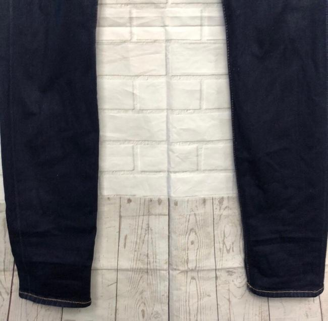 7 For All Mankind Skinny Jeans-Medium Wash Image 4