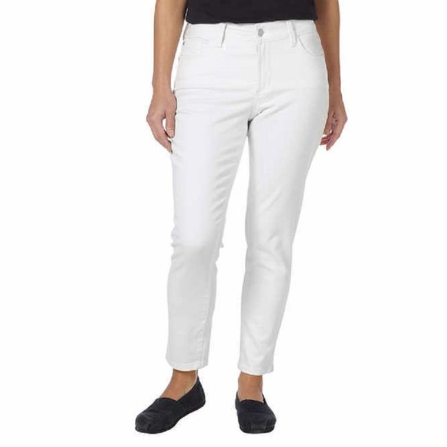 Item - White Not Your Daughter Denim Women's Skinny Jeans Size 34 (12, L)