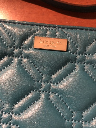 Kate Spade Quilted Leather Cross Body Bag Image 2
