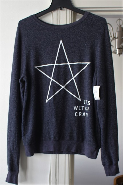 Wildfox Witch Craft Baggy Jumper Beach Sweater Image 1