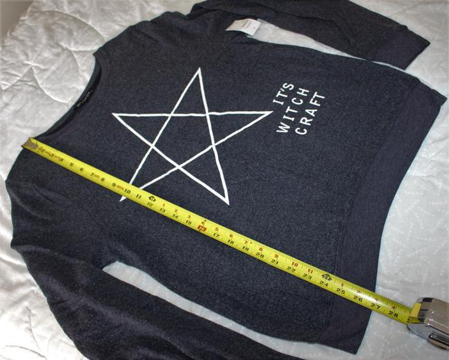 Wildfox Witch Craft Baggy Jumper Beach Sweater Image 3