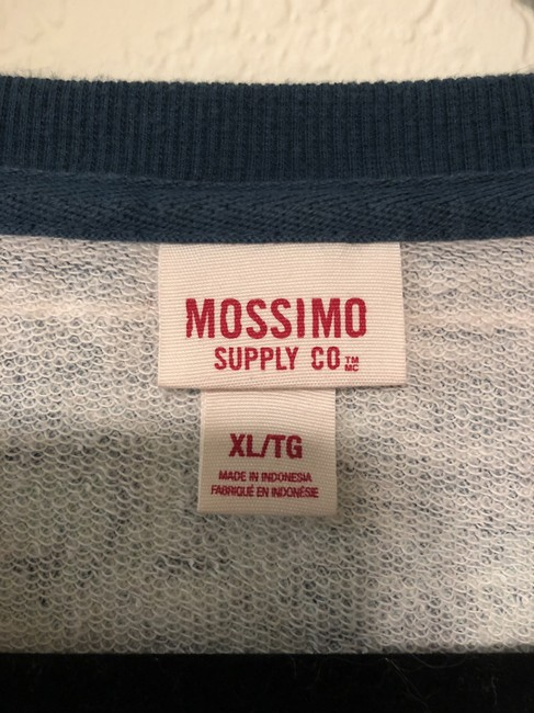 Mossimo Supply Co. Tropical Stripes Sweater Image 2