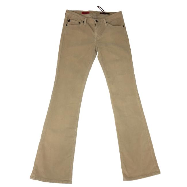 AG Adriano Goldschmied The Angel Corduroy Size 29 Women Size 29 Boot Cut Jeans Image 1