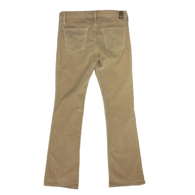 AG Adriano Goldschmied The Angel Corduroy Size 29 Women Size 29 Boot Cut Jeans Image 3