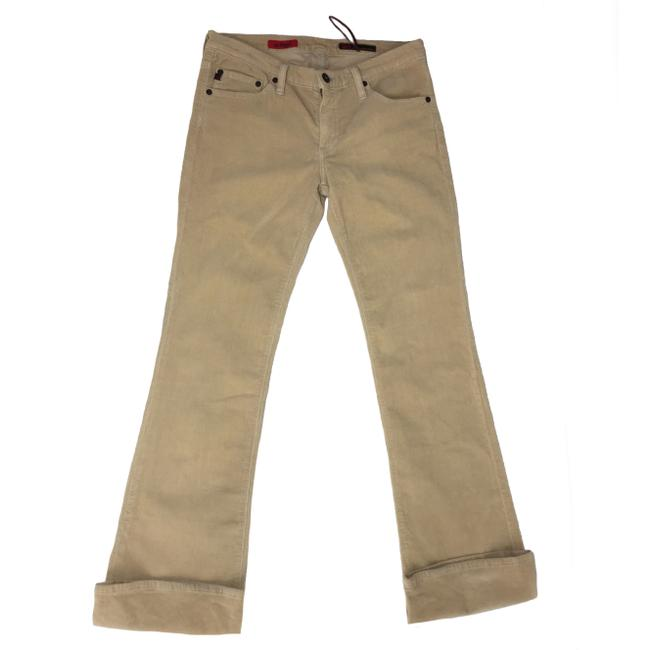 AG Adriano Goldschmied The Angel Corduroy Size 29 Women Size 29 Boot Cut Jeans Image 4