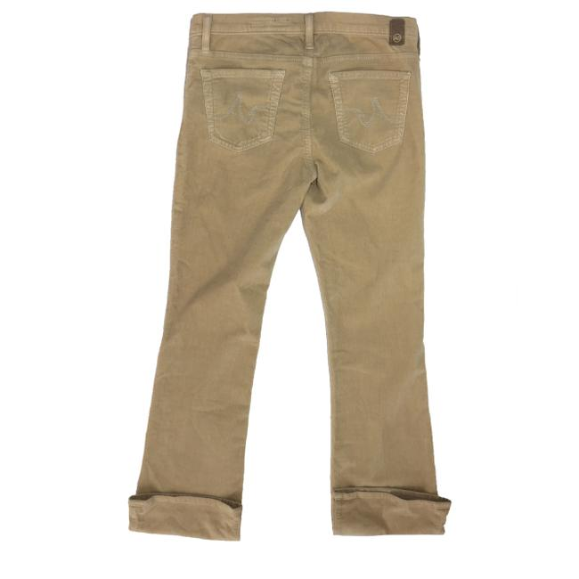 AG Adriano Goldschmied The Angel Corduroy Size 29 Women Size 29 Boot Cut Jeans Image 6
