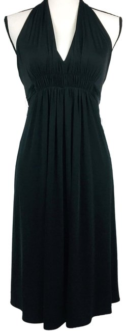 Preload https://img-static.tradesy.com/item/25974138/bcbgmaxazria-black-halter-mid-length-cocktail-dress-size-6-s-0-2-650-650.jpg