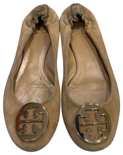 Item - New Camel/Bronze -285 32128003 Flats Size US 10 Regular (M, B)