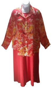 Red Maxi Dress by Susan Graver