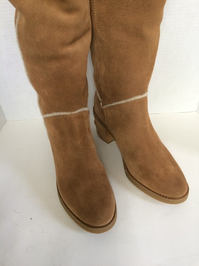 UGG Australia New With Tags New In Box Chestnut / Tan Boots Image 8