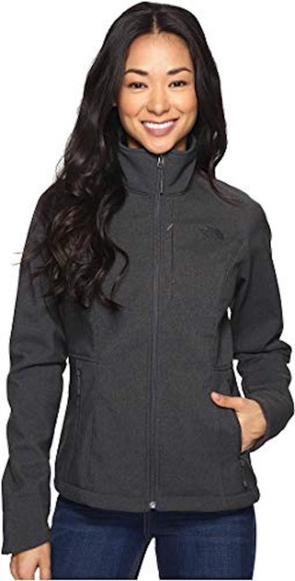 The North Face heather gray Jacket Image 1