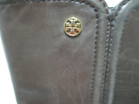 Tory Burch Leather Riding Size8 brown Boots Image 4