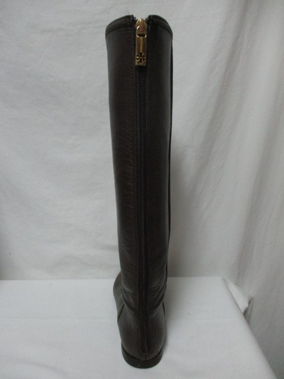 Tory Burch Leather Riding Size8 brown Boots Image 7