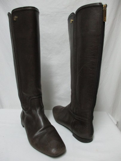 Tory Burch Leather Riding Size8 brown Boots Image 9