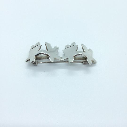 Silpada CHILDREN HOLDING HANDS STERLING SILVER PIN BROOCH Retired 10394 Image 2