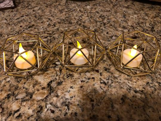 Gold Votive/Candle Image 2