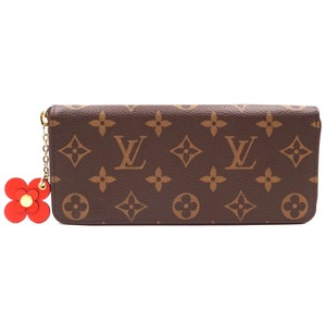 Louis Vuitton RARE Monogram flowers Zippy Large Long zip around Wallet organizer
