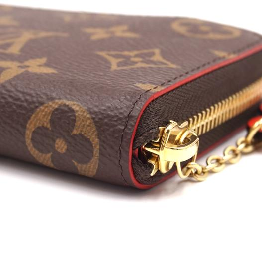 Louis Vuitton RARE Monogram flowers Zippy Large Long zip around Wallet organizer Image 10
