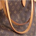 Louis Vuitton Neverfull Tote in brown Image 7