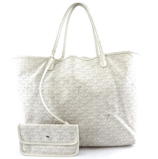Preload https://img-static.tradesy.com/item/25976852/goyard-32347-with-pochette-st-saint-louis-gm-large-tote-light-weight-goyardine-white-coated-canvas-a-0-0-540-540.jpg
