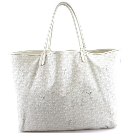 Goyard Canvas Tote St. Louis Gm Shoulder Bag Image 1