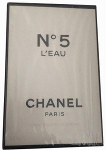Chanel Chanel L'EAU No 5 Spray 1.7oz