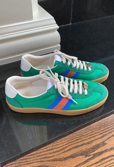 Gucci green Athletic Image 1