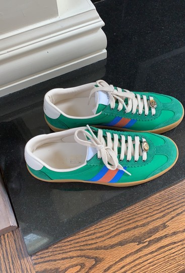 Gucci green Athletic Image 2