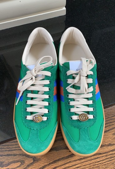 Gucci green Athletic Image 3