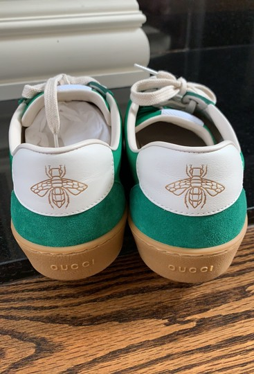 Gucci green Athletic Image 5