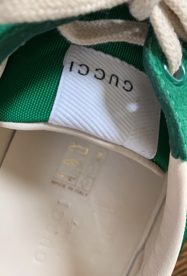 Gucci green Athletic Image 8