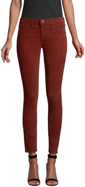 Item - Tannic Red Legging Ankle Skinny Jeans Size 26 (2, XS)