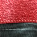 Gucci Neo Vintage Continental Wallet brown Clutch Image 6