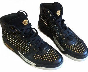 Versace black and gold Athletic