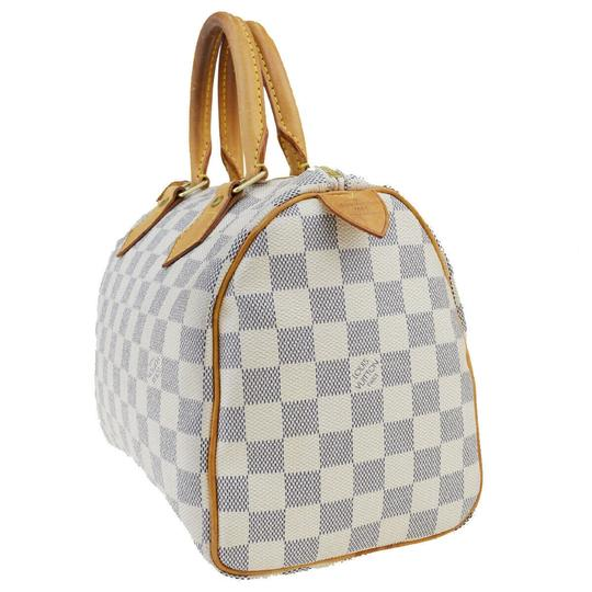 Louis Vuitton Satchel in white Image 3