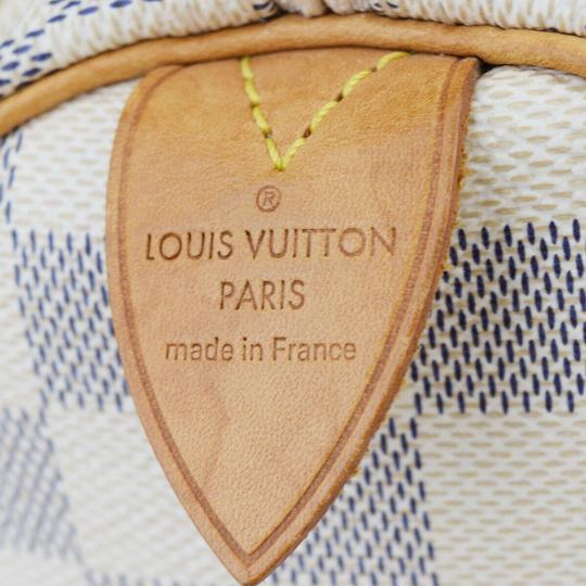 Louis Vuitton Satchel in white Image 8