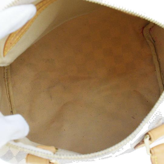 Louis Vuitton Satchel in white Image 9