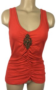 Nally & Millie Top Red