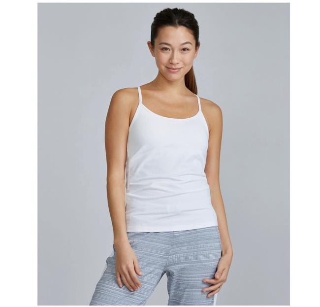 Item - White Perforated Activewear Top Size 2 (XS)