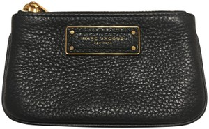 Marc Jacobs Marc Jacobs black leather wallet