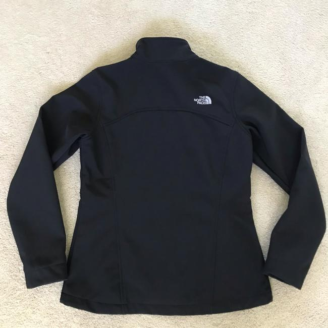 The North Face Black Jacket Image 4