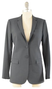 Theory Stretch Suiting Longsleeve Classic Gray Blazer
