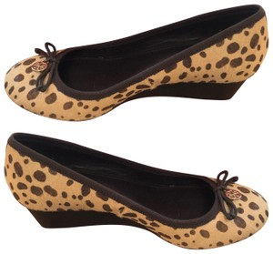 Tory Burch cheetah Wedges - item med img