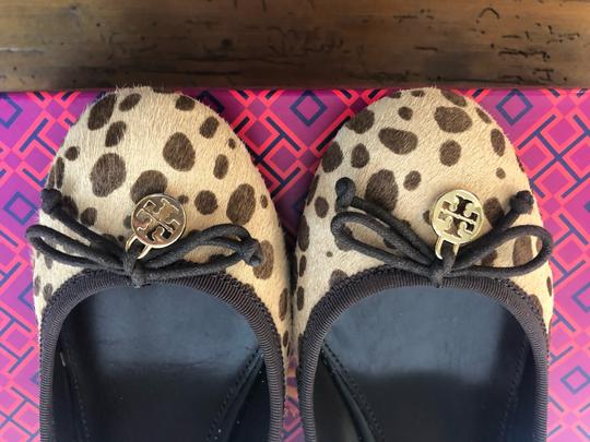 Tory Burch cheetah Wedges Image 4