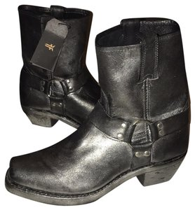 Frye pewter Boots