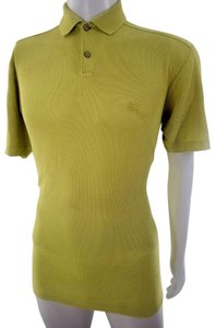 Tommy Bahama Men's polo shirt Sz S small defect in a back