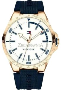 Tommy Hilfiger Tommy Hilfiger Men's Watch Riverside Blue Rubber Silicone Navy