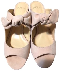 Alexandre Birman LIGHT SAND Mules
